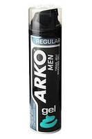 Арко гель для бритья 200мл асс.