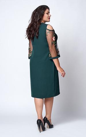 """Платье """"Берта""""  в большом размере , фото 2"""