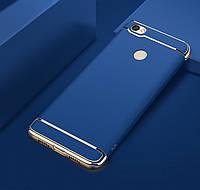 Чехол Fashion для Xiaomi Redmi Note 5а Pro / 5a Prime 3/32 Бампер Синий, фото 1