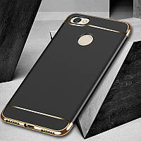 Чехол Fashion для Xiaomi Redmi Note 5а Pro / 5a Prime 3/32 Бампер Черный, фото 1