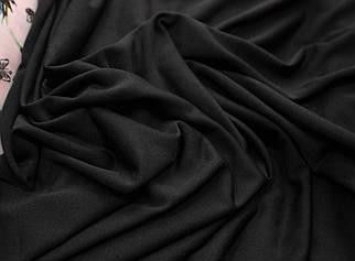 Підкладка трикотажна чорна