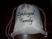 Печать на рюкзаке сублимационная, фото 1
