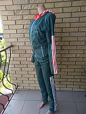 Костюм спортивный женский реплика ADIDAS, фото 2