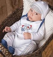 Подарочные наборы для новорожденных, комплекты на выписку для мальчиков