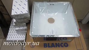 Кухонная мойка BLANCO Z-STYLE 400-U с нержавеющей стали