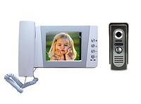 Домофон WJ901RC8 (Memory Card)