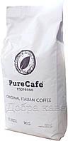 Кофе в зернах PureCafe Espresso (40% Арабика) 1 кг.