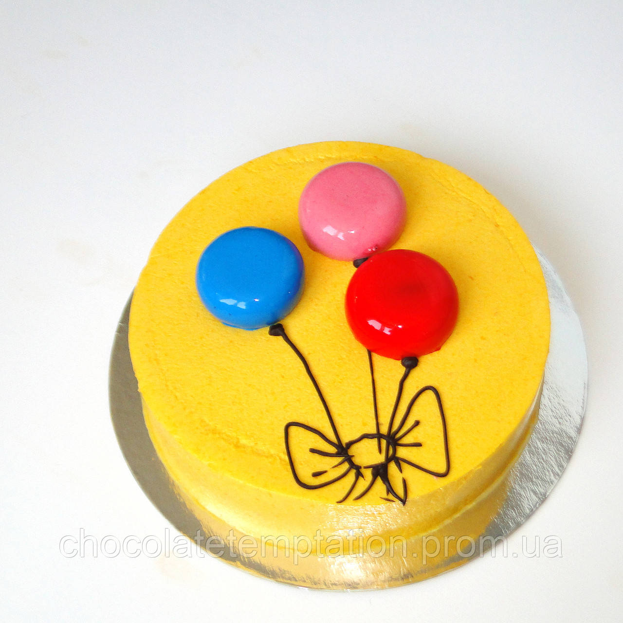 Торт Манговый (без сахара)