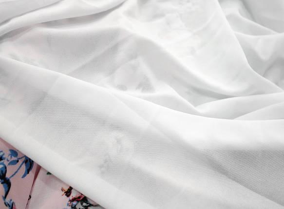 Подкладка трикотажная белая, фото 2
