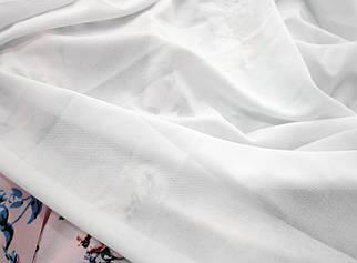 Підкладка трикотажна біла