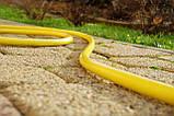 Oгородный шланг Cellfast Economic PLUS (желтый) 3/4 - 50 м, фото 2