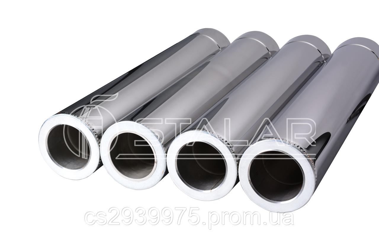 Труба утепленная для дымохода 150 устройство дымоход конвектор