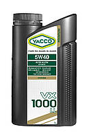 Моторное масло YACCO VX 1000 LL 5W40 (1L) VAG 502/505/505.01