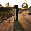 Термос 500мл Free and Easy Черный (вертикальные полоски) с ситечком , фото 5