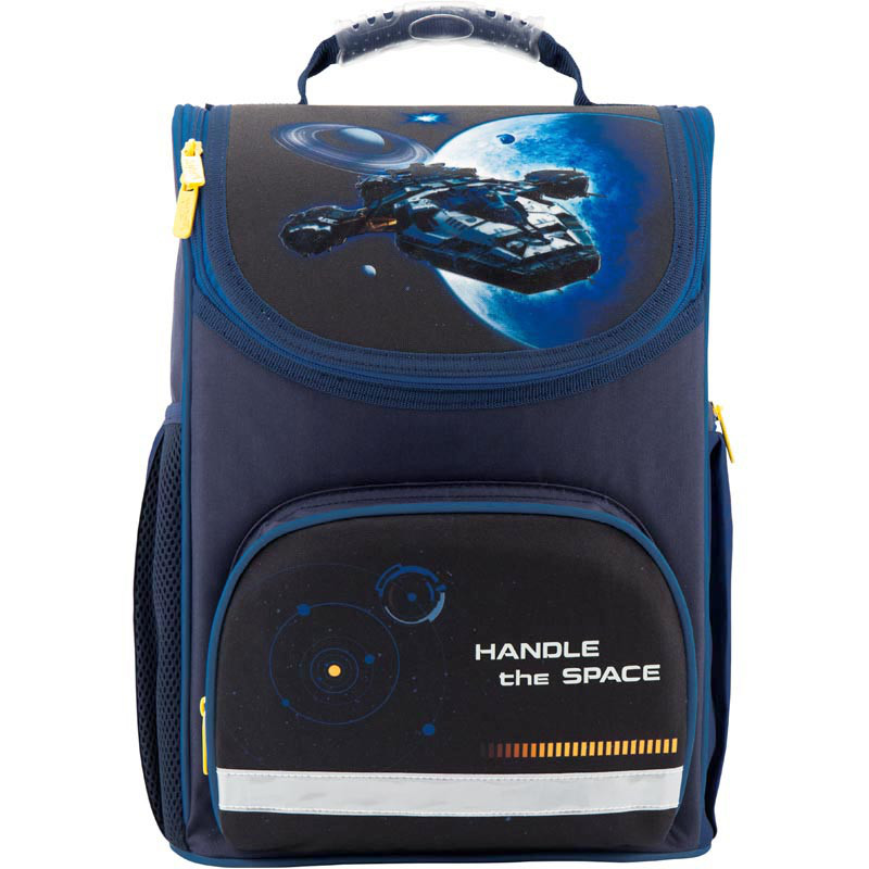 Ранец Kite - каркасный рюкзак Kite Space trip K18-701M-1