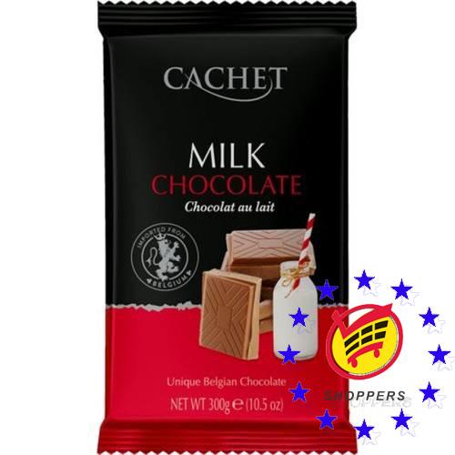 Cachet Milk Chocolat - Молочний шоколад 300г