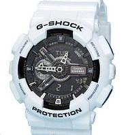 Копия спортивных часов Casio G-Shock ga-110 White