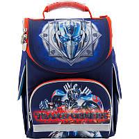Каркасный рюкзак - ранец ортопедический - Kite 501 Transformers-2, фото 1