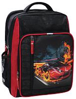 Школьный рюкзак Bagland для мальчика чёрный
