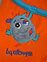 Костюм велюровый для мальчика Funny Monster (Nicol, Польша), фото 3