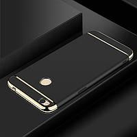 Чехол Fashion для Xiaomi Redmi 4X бампер Black