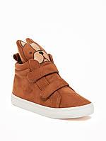 Хайтопы ботинки детские EUR 22 23 24 25 Old Navy 14 15 16 см кроссовки теплые демисезон