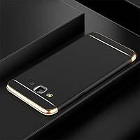 Чехол Fashion для Samsung J5 2015 / J500H / J500 / J500F Бампер Black, фото 1