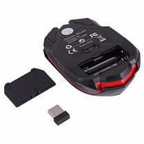 Беспроводный комплект (клавиатура и мышка) UKC HK-6500, фото 2