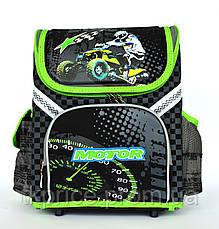 Каркасный школьный рюкзак для мальчиков 18001, фото 2