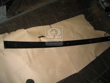Лист передней рессоры рессоры №1 МАЗ 1850мм (пр-во Чусовая)