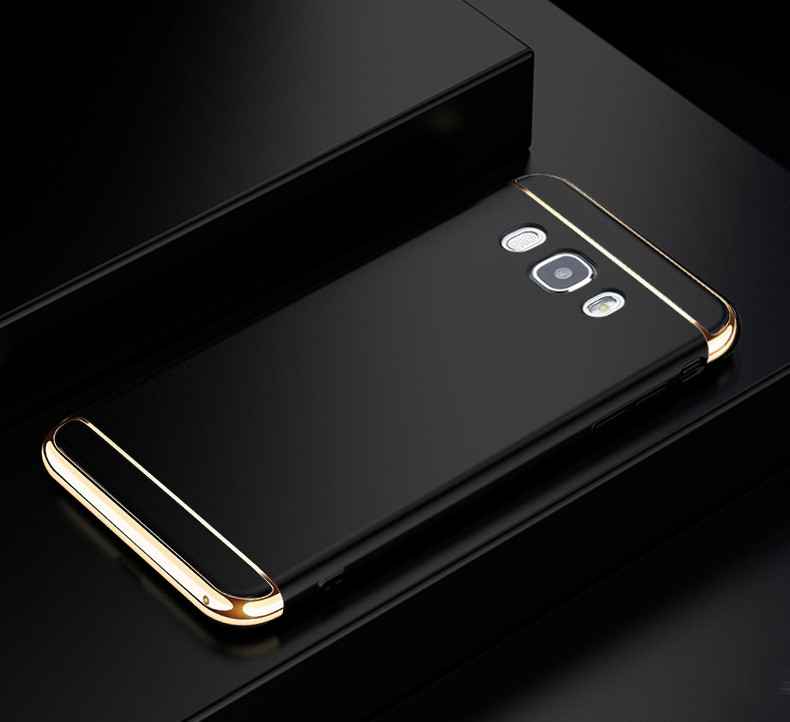 Чехол Fashion для Samsung J5 2016 J510 J510H бампер Black