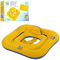 Плотик детский,надувной. Надувной плотик для малышей. Для плавания товары детские.