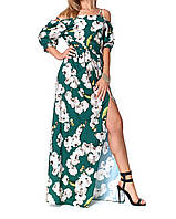 Легкое летнее платье в пол, фото 1