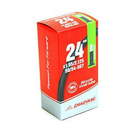 Камера велосипедная ChaoYang 24 x 1,95 / 2,125 AV (48 мм)