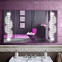 LED зеркало со светодиодной подсветкой DV 7583 1000х600 мм. дзеркало