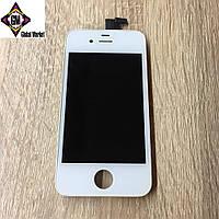Дисплей,LCD, модуль, экран для iPhone4 + Touch Orig белый
