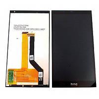 HTC Desire 626G дисплей в зборі з тачскріном модуль чорний