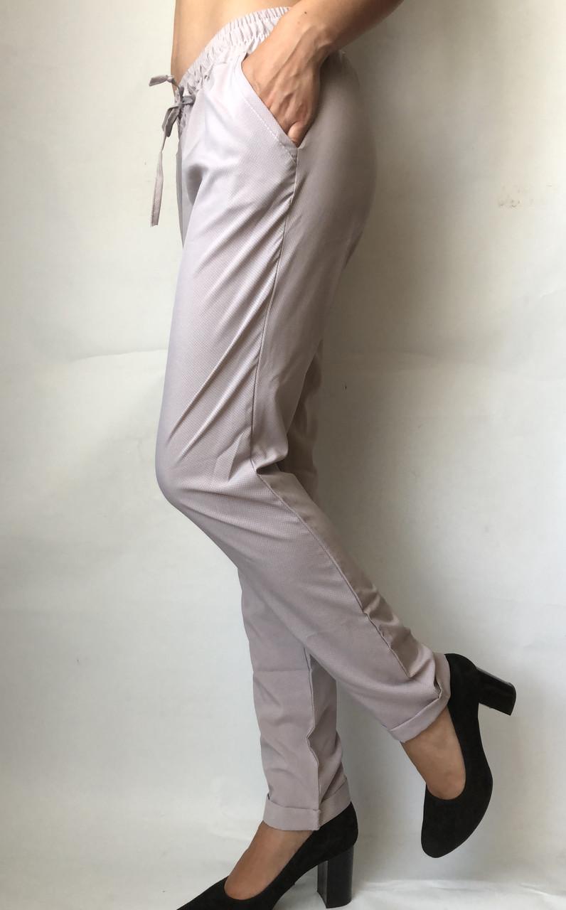 Женские летние штаны N°17 беж