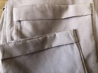Женские летние штаны N°17 беж, фото 2