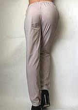 Женские летние штаны N°17 беж, фото 3