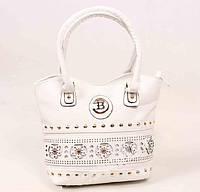 Женская сумочка белый цвет