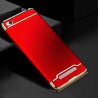 Чехол Fashion для Xiaomi Redmi 4A Бампер Red