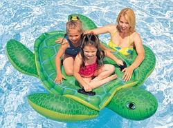 """Плотик """"Черепаха"""", 2-х местная.Детский плотик для плавания.Плотик INTEX."""