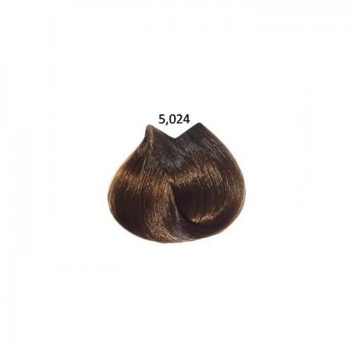 Крем-краска для красоты волос-L'Oreal Professionnel Majirel 5,024