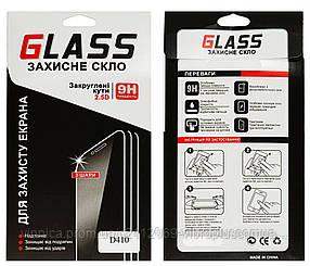 Защитное стекло для LG D410 Optimus L90 Dual Sim (0.18 mm, 2.5D с олеофобным покрытием)
