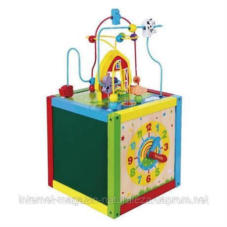 Іграшка Viga Toys Цікавий кубик
