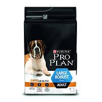 Purina Pro Plan Adult Large Robust корм для собак крупных пород с курицей, 14 кг