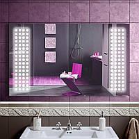 LED зеркало в ванную со светодиодной подсветкой DV 7584 1000х600 мм.