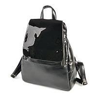 Женский повседневный рюкзак М104-Z/лак, фото 1