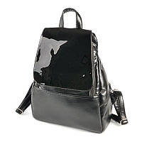 Женский повседневный рюкзак Камелия М104-Z/лак, фото 1